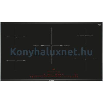 Bosch PIV975DC1E beépíthető Flexindukciós főzőlap 90cm Komfort Profil Serie8
