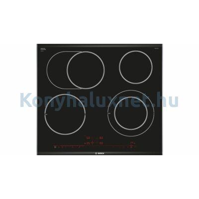 Bosch PKN675DP1D beépíthető üvegkerámia főzőlap Komfort Profil Serie8