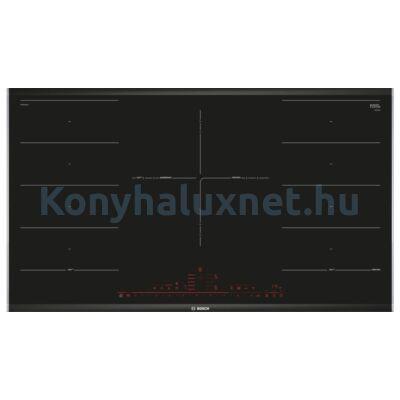 BOSCH PXV975DV1E Serie | 8 Indukciós főzőlap90 cm Fekete