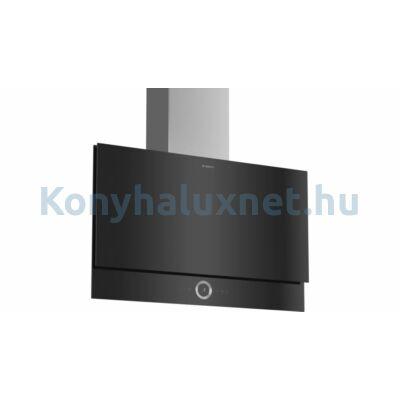 BOSCH DWF97RV60 Falra szerelhető páraelszívó Tiszta üveg fekete nyomással