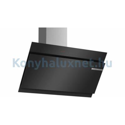 BOSCH DWK98JQ60 Falra szerelhető páraelszívó Tiszta üveg fekete nyomással