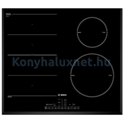 BOSCH PIN651F27E Beépíthető indukciós főzőlap