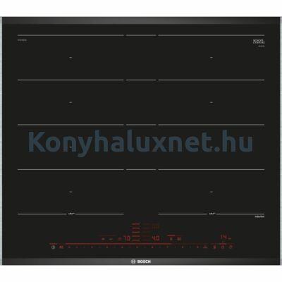 Bosch PXY675DE3E beépíthető Flexindukciós főzőlap Komfort Profil Serie8