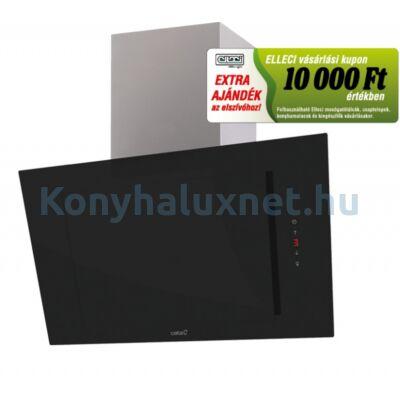 Cata THALASSA 700 XGBK/E fekete páraelszívó fali