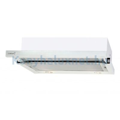CATA TF-2003/60 GWH/A LED Beépíthető Páraelszívó Fehér üveg