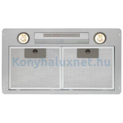 Cata GL-45 X/C LED inox kürtőbe építhető páraelszívó