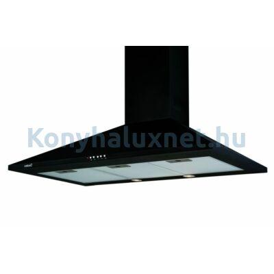 CATA Kürtős Páraelszívó Omega 900 BK/L  LED FEKETE