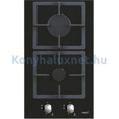 CATA Beépíthető Gázfőzőlap LCI 301 BK