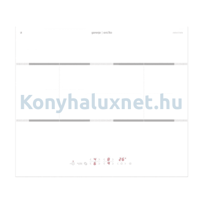 Gorenje IT646ORAW Beépíthető Indukciós Főzőlap
