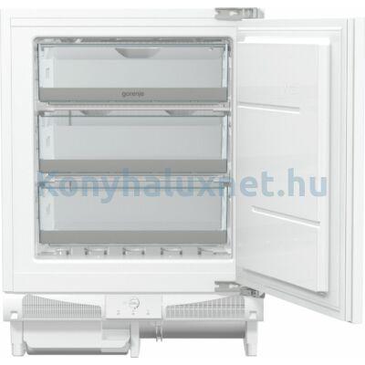 GORENJE FIU6092AW Beépíthető Fagyasztószekrény