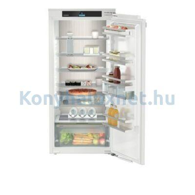 LIEBHERR IRd 4150 Prime beépíthető hűtőszekrény EasyFresh funkcióval 122cm