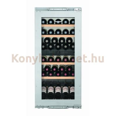 LIEBHERR EWTdf 2353 Vinidor beépíthető borhűtő 122cm 48 palack
