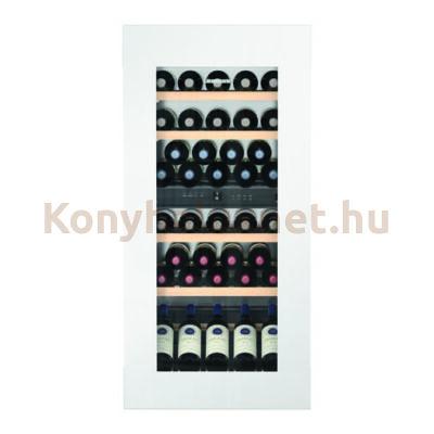 LIEBHERR EWTgw 2383 Vinidor beépíthető borhűtő fehér 178cm 51 palack