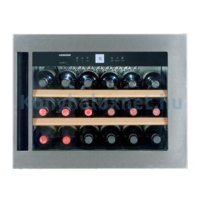LIEBHERR Beépíthető Borhűtő WKEes553-20