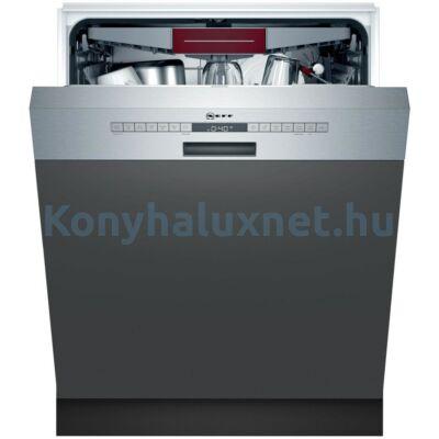 Neff S145ECS11E integrálható mosogatógép nemesacél A+++