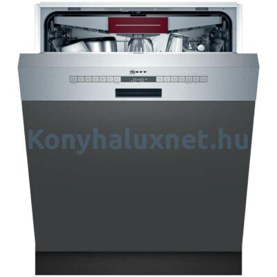 Neff S145HVS15E integrálható mosogatógép nemesacél A++