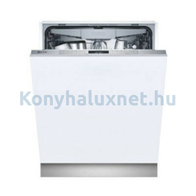 Neff S155HVX15E teljesen integrálható mosogatógép