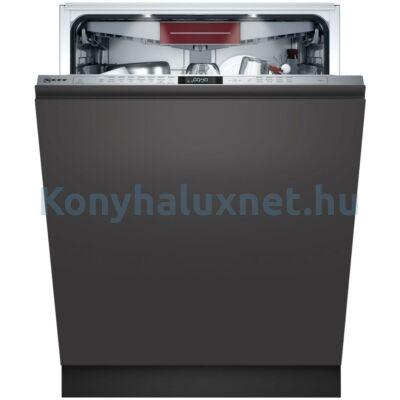 Neff S257ZCX35E teljesen integrálható mosogatógép Zeolith szárítás TimeLight 86,5cm magas
