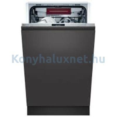 NEFF S855EMX16E Teljesen integrálható mosogatógép