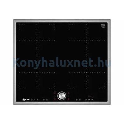 Neff T46BT73N2 beépíthető indukciós lap nemesacél kerettel 60cm