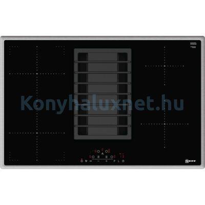 Neff T48BD1AN0 Indukciós főzőlap beépített páraelszívóval