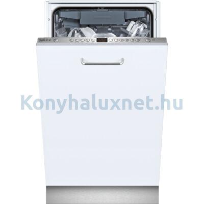 Neff S583M50X0E teljesen beépíthető mosogatógép 45cm