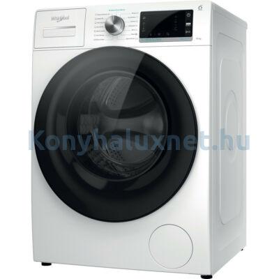 Whirlpool W6 W045WB EE előltöltős gőzfunkciós mosógép szöveges LCD 10kg 1400f/p
