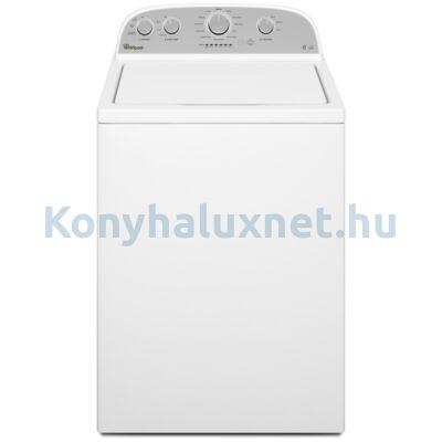 Whirlpool 3LWTW4815FW félprofesszionális felültöltős mosógép 15kg fehér