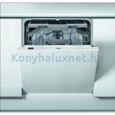 Whirlpool WIC 3C23 PEF Beépíthető mosogatógép 4 év gyári garanciával
