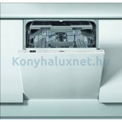 Whirlpool WEIC 3C26F  Beépíthető mosogatógép 4 év gyári garanciával