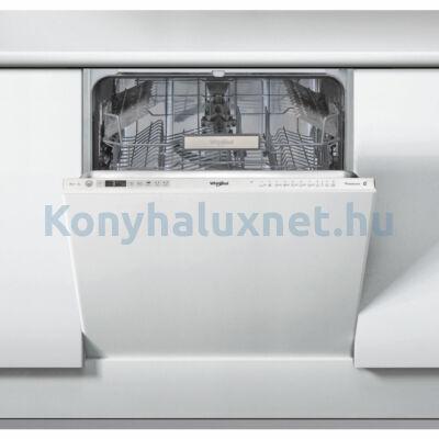 WHIRLPOOL WIO 3T323 6 Beépíthető Mosogatógép 4 év gyári garanciával