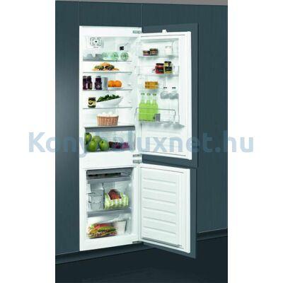 WHIRLPOOL Beépíthető Kombinált Hűtőszekrény ART 66112