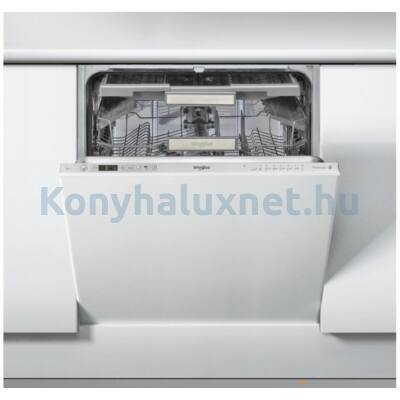 Whirlpool WIO 3T223 PFG E Beépíthető Mosogatógép
