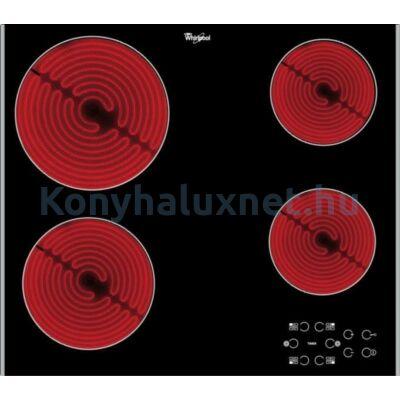 WHIRLPOOL Főzőlap (Beépíthető, Elektromos) AKT8090/NE