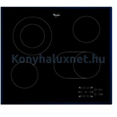 WHIRLPOOL Főzőlap (Beépíthető, Elektromos) AKT8190/BA