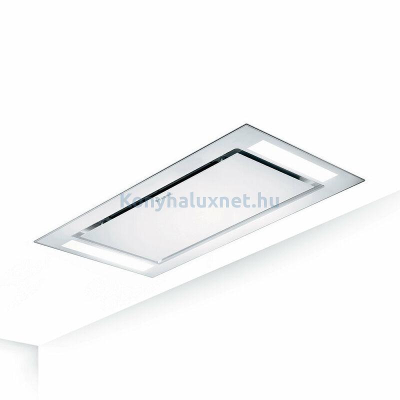 FABER Heaven Glass 2.0 EV8+ WH A120 Páraelszívó Fehér