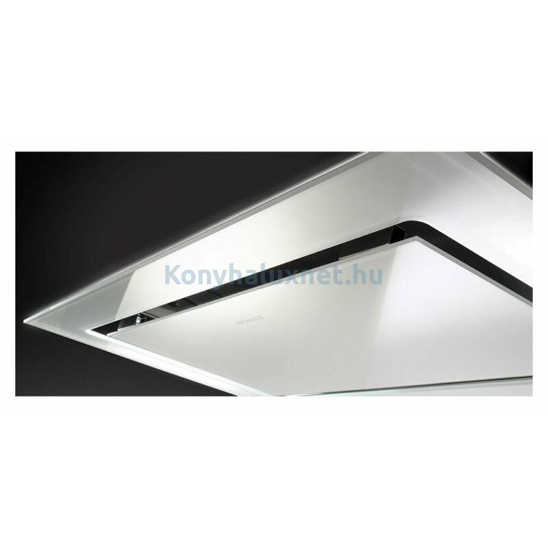 FABER Heaven Glass 2.0 WH Flat A90 Páraelszívó Fehér/Üveg