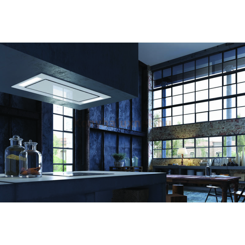 FABER Heaven Glass 2.0 WH KL Flat A90 Páraelszívó Fehér/Üveg