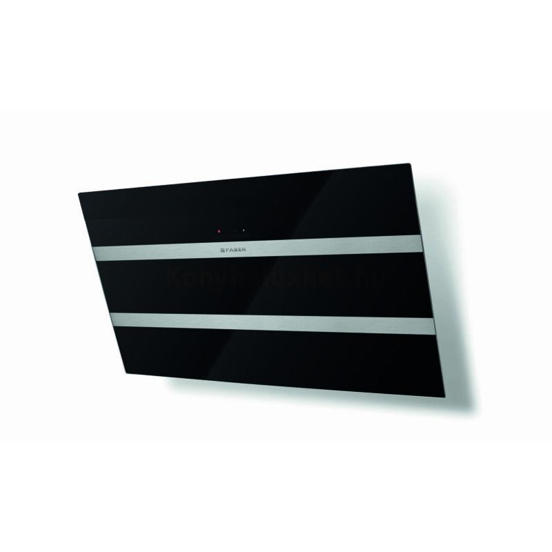 Faber Steelmax LED BK/X A55 Fali Páraelszívó
