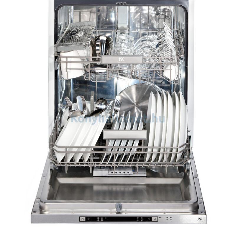 Master Kitchen MKDW FI60512 EP Beépíthető mosogatógép
