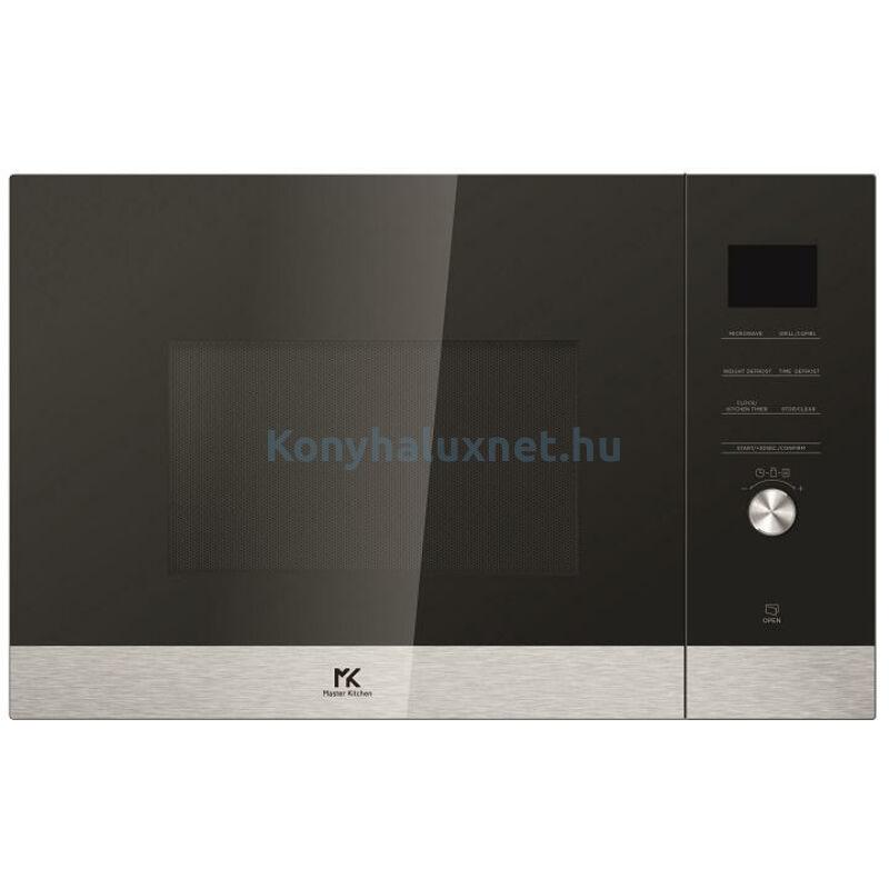 Master Kitchen Edge MKMW 3825-ED BK Beépíthető Mikrohullámú sütő