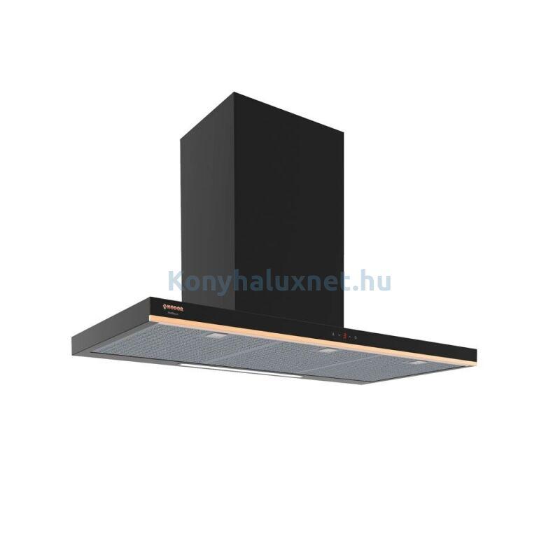 NODOR Norbreeze SLIM 90 CU páraelszívó fekete