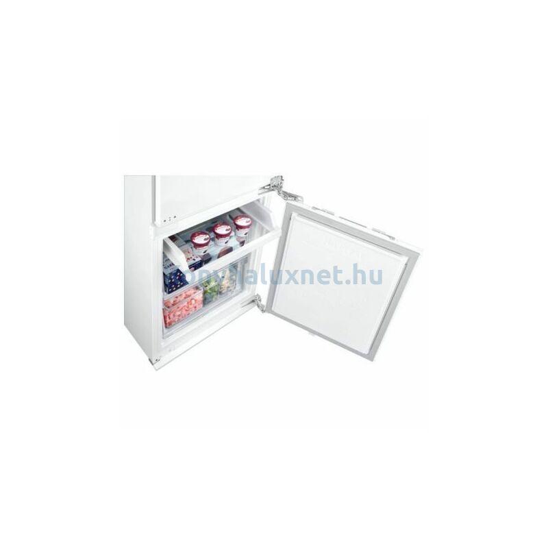 Samsung BRB26612EWW/EF beépíthető alulfagyasztós hűtőszekrény 178cm E energiaosztály