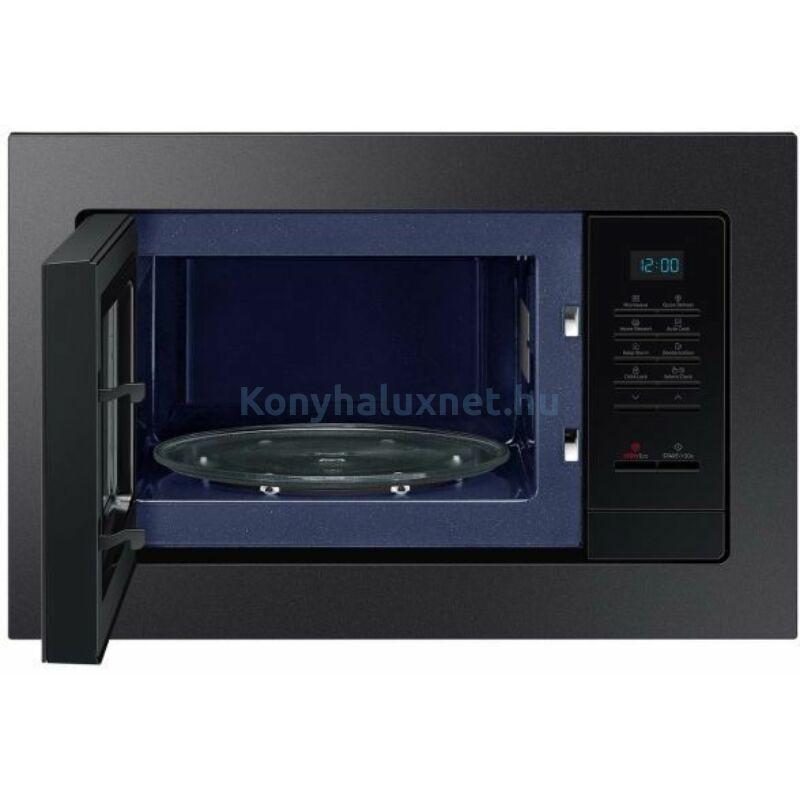 Samsung MG23A7013CB/EO beépíthető mikrohullámú sütő fekete
