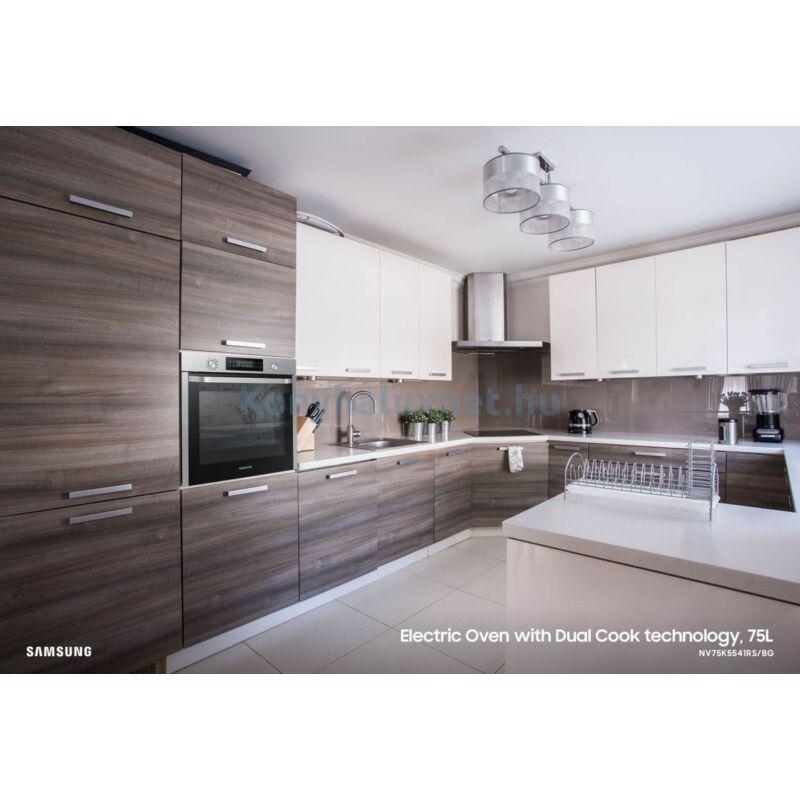 Samsung NV75K5541RS/EO Beépíthető sütő Inox