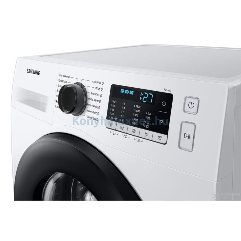 Samsung WW90TA046TE/LE elöltöltős mosógép slim A+++ 9kg 1400f/p