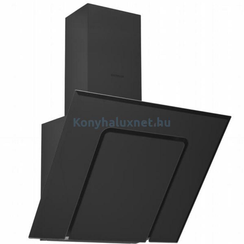 Silverline 3423 Fekete 60 cm Kürtős páraelszívó
