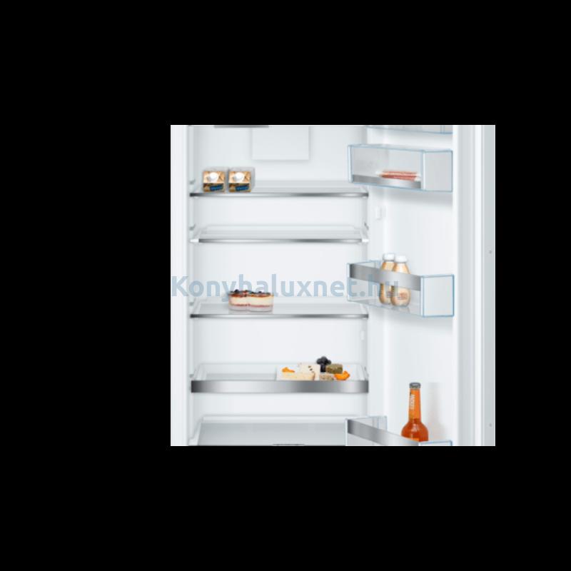 Bosch KIL82AFF0 beépíthető hűtőszekrény fagyasztórekesszel egyajtós 177cm