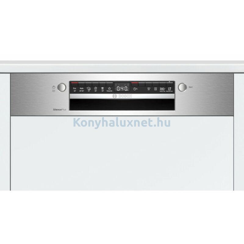 Bosch SGI4HCS48E beépíthető mosogatógép VarioDrawer