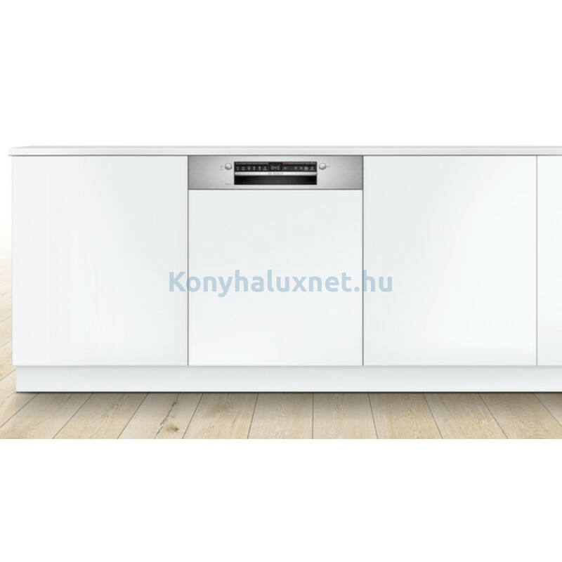 Bosch SGI4HVS31E beépíthető mosogatógép VarioDrawer